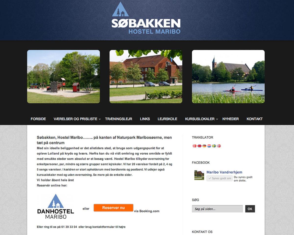 maribo-vandrerhjem.dk