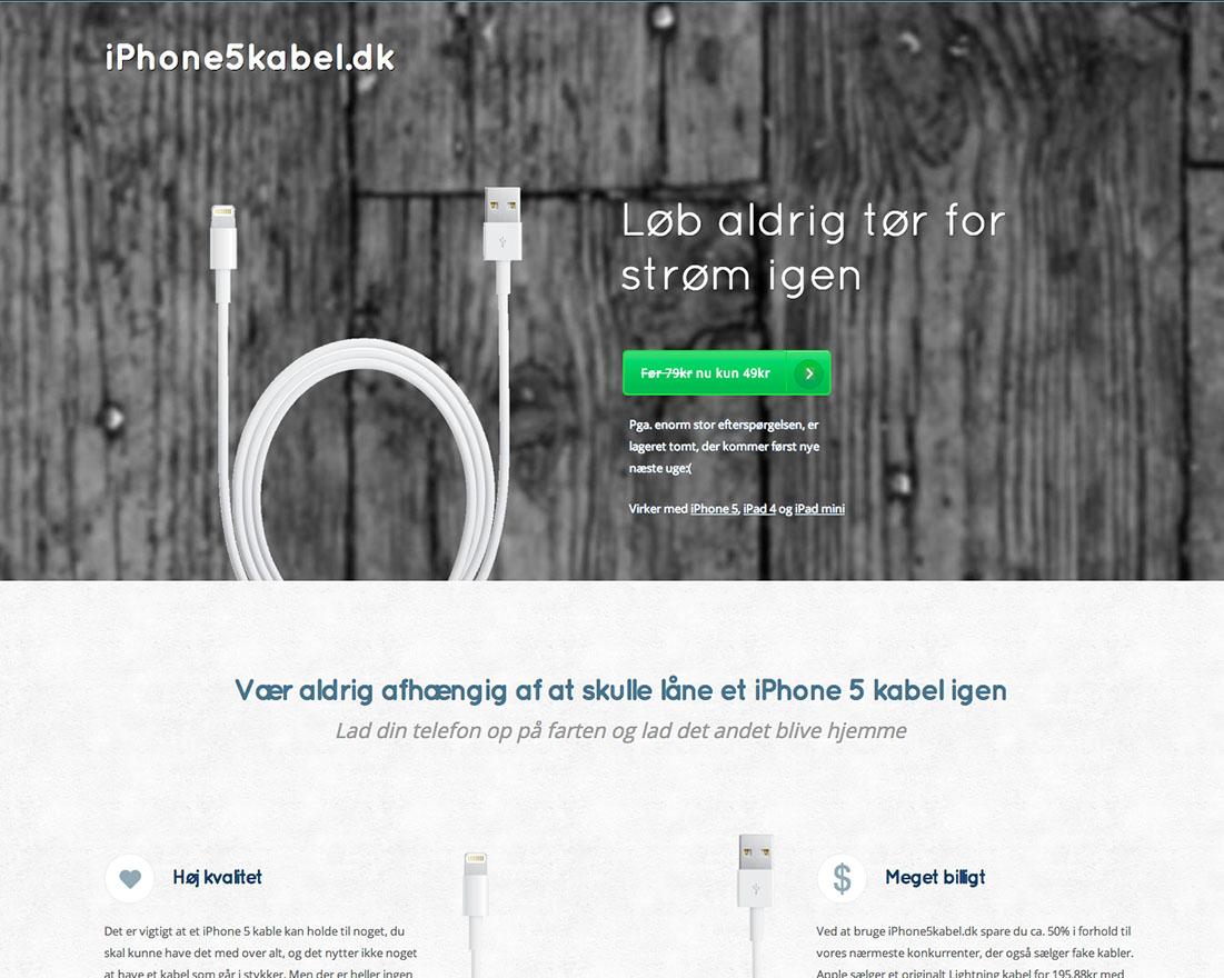 iPhone5kabel.dk
