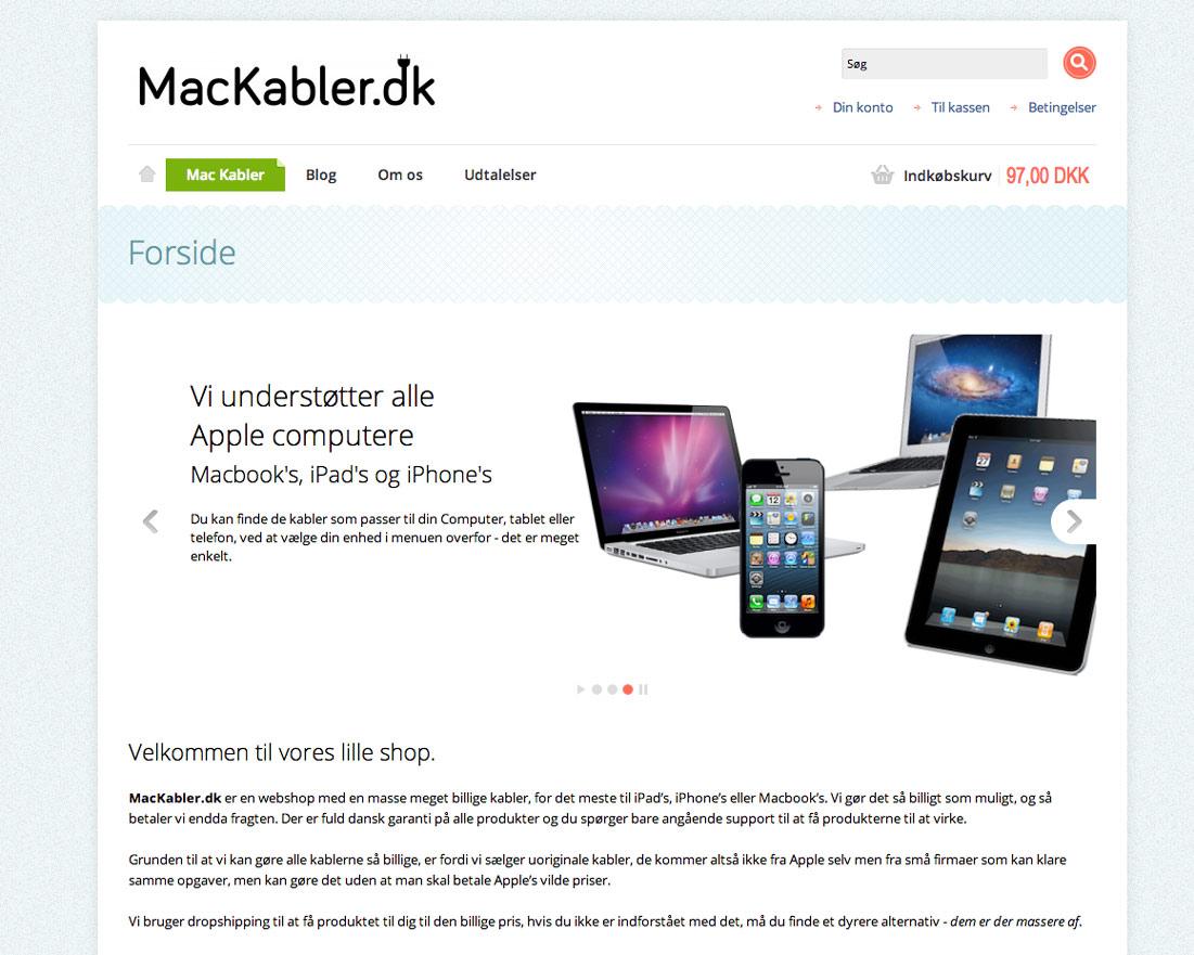 Mackabler.dk